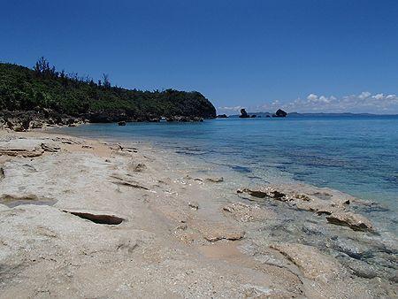 島の海岸その1