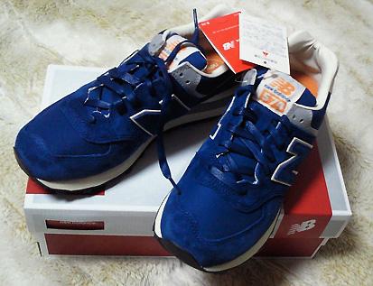 人生初!ニューバランスの靴です!