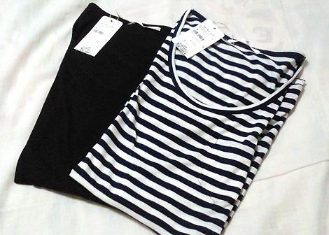 オススメのプチプラ品。「LETRO GIRL」のAラインTシャツ