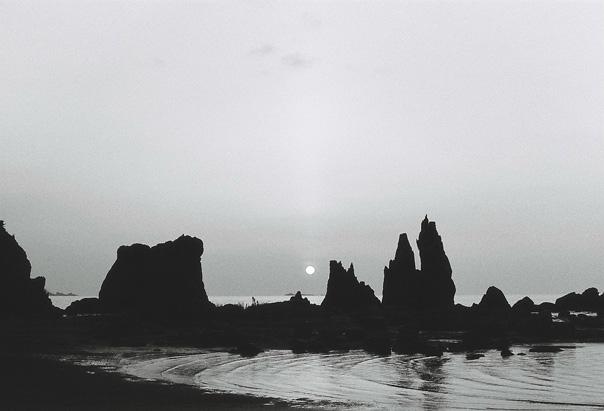 shio_夜明け