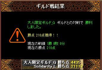 RedStone 14.03.30 結果