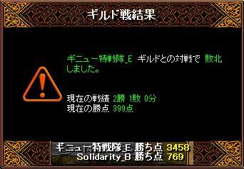 RedStone 14.05.28 結果