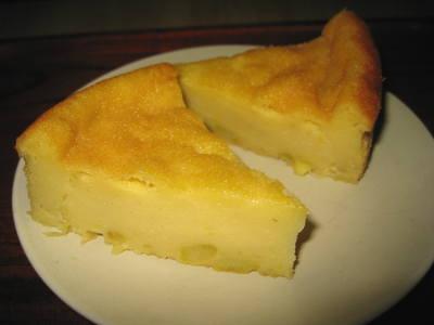 5号のスイートポテトケーキ