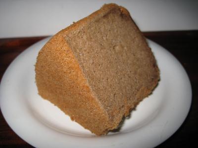 コーヒーシフォン カット