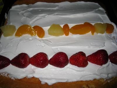ロールケーキ まきまき