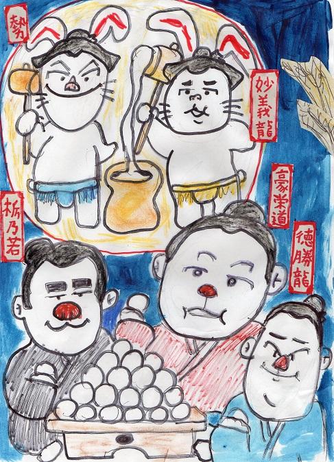 関西の幕内大相撲