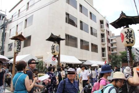 室町錦小路_H26.07.16撮影