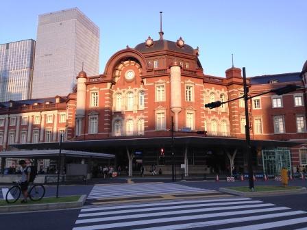 東京駅丸の内南口_H26.09.13撮影