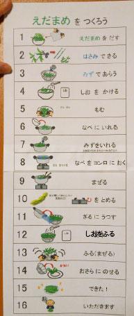 枝豆の作り方