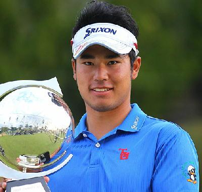 松山秀樹選手