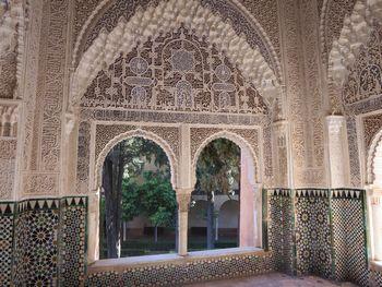 IMG_0228レース模様のアルハンブラ宮殿