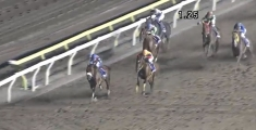 20140708 大井11R 準重賞 グランディオーソ 09