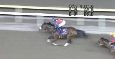 20140708 大井11R 準重賞 グランディオーソ 12