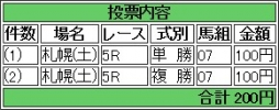 20140823 トーセンカナロア