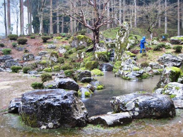 諏訪館跡庭園2