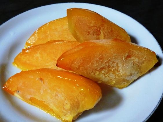 冷凍富士柿3