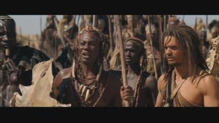 アフリカ部族