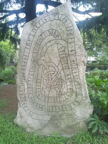 スカンジナビア石碑