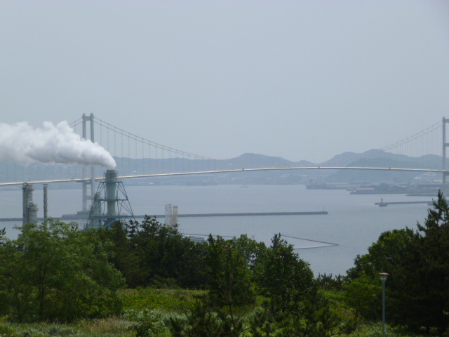 室蘭白鳥橋