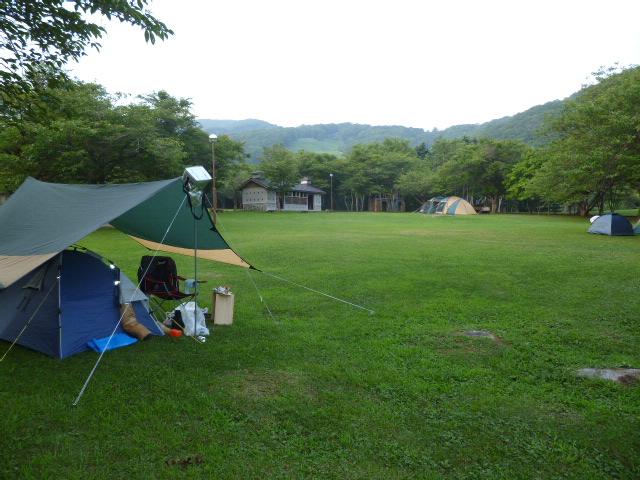 熊石青少年村キャンプ場