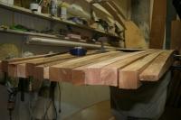 2014 レッドウッドボード造り 7