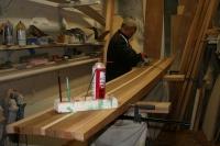 2014 レッドウッドボード造り 11