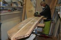 2014 レッドウッドボード造り 16