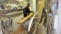 2014 レッドウッドボード造り 5