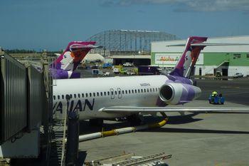 ハワイアン航空。