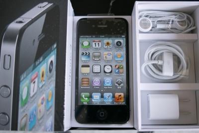 iPhone 4 売却