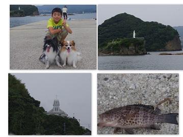 2014-08-28 ゆうくんと花火