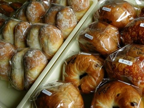 日曜日のパン