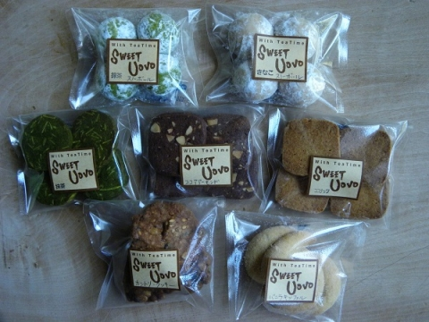 クッキー7種類