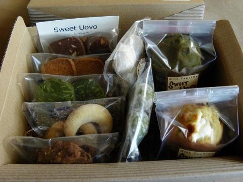 炊き菓子詰め合わせ クッキー7種とマフィン2種