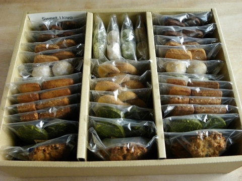 焼き菓子9種類詰め合わせ