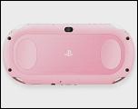 PS Vitaに新色「ライトピンク/ホワイト」が11月13日に登場!システムアップデート「Ver.3.30」ではテーマ設定が可能に