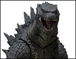 「S.H.MonsterArts ゴジラ(2014)」購入レビュー