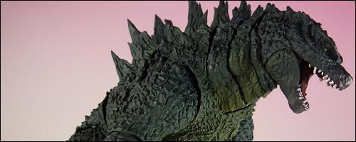 「S.H.MonsterArts ゴジラ (2014)」購入レビュー