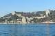 わずか4か月で築造されたというルメリ・ヒサール城塞