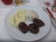 トルコ最後の昼食はキョフテという肉団子