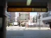 JR田町駅三田口