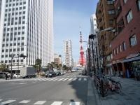三田1丁目交差点