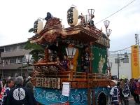 1.諏訪町(人形:太田道灌)
