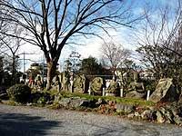 定福院の羅漢と石仏