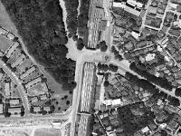 1963(昭和38)年の参宮橋