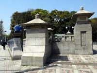 参宮橋と五輪橋