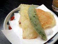 野菜3種天ぷら