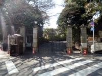 イタリア大使館正門