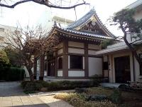長松寺本堂