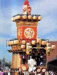 1.猩々の山車